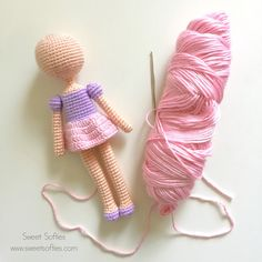 Welcome to my amigurumi and crochet site! I design dolls, stuffed animals, and toys using amigurumi and crochet methods. Here, I post about anything and everything related to crochet, including my new designs, free patterns, product reviews, tutorials and tips, and more!