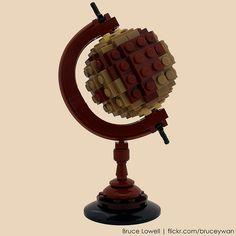 LEGO Antique Globe