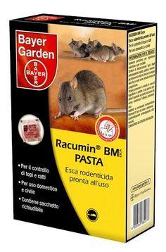 BAYER RACUMIN MB PASTA ESCA PER TOPI E RATTI GR. 200 https://www.chiaradecaria.it/it/topicidi-bayer/1232-bayer-racumin-mb-pasta-esca-per-topi-e-ratti-gr-200-8000560882360.html