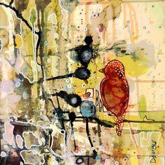 Dans le silence by Sylvie Demers