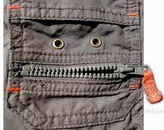 Pas très contente, cette poche !