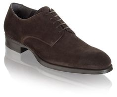 To Boot New York: Men's Buchanan Lace Ups in Dark Brown
