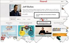 10 creative ways to market on Pinterest             Bio      Speaking      Grade your Site      Marketing Resources      Twitter      Jeff's YouTube      Contact      Congratulations: You have successfully subscribed!      Check your email to confirm your subscription!      Thank you for signing up for email updates!      You are already subscribed!    Follow Me On Twitter  10 Creative Ways to Market on Pinterest    Written by Jeff Bullas - 13 Comments and 866 Reactions  Categories: Amazon…