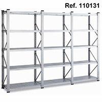 Estanterías Metálicas Galvanizadas 15 estantes http://www.esmelux.com/estanter%C3%ADas-met%C3%A1licas-galvanizadas-15-estantes