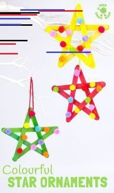 Easy Christmas Crafts For Kids To Make Christmas is fast approaching! Need something to keep your kids pre-occupied? Here are a few cute crafts activities for your kids to work on during the festivities.