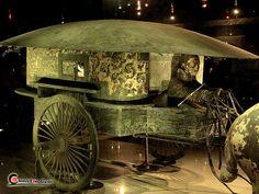 Bronze Chariots and Horses