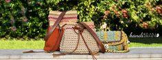 Crochet bag...Πουγκί...handibrand.gr