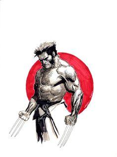 Wolverine by Leinil Yu
