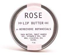 Rose Lip Butter