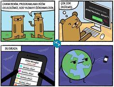 Merhaba dünya! .  #programlama #kodlama #helloworld #programming
