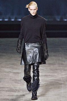 Rick Owens Fall 2011 Menswear