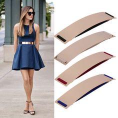 Mirror Metallic Waist Belt  FREE Shipping  #Clothes