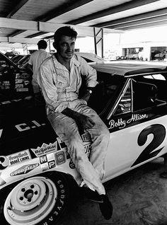 Bobby Allison, NASCAR legend
