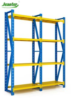[Warehouse Shelving]300 Kg Per Tier Industrial Heavy Duty Warehouse Shelf / Blue Steel Assembly Storage Rack, Port: Nansha, China, Production Capacity:6000PCS/Month,,Usage:Tool Rack, Beverage, Clothing, Tools, Food, Industrial, Warehouse Rack,Material: Steel,Structure: Rack,Type: Boltless/Rivet Racking,Mobility: Adjustable,Height: 0-5m,, Warehouse Shelf, Storage Racks, Metal Rack, Model NO.: JT-041105, Weight: 150-500kg, Closed: Open, Development: New Type, Serviceability: Common Use… Steel Storage Rack, Metal Storage Shelves, Steel Racks, Storage Racks, Metal Rack, Industrial Storage, Rack Shelf, Boltless Shelving, Steel Shelving