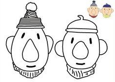 Buurman en buurman- Pat & Mat Diy Agenda, Diy And Crafts, Crafts For Kids, School Treats, Sketch Notes, Party Bags, Cool Baby Stuff, Embroidery Art, Silhouette Cameo