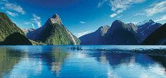 New Zealand Vacations Natural wonders never cease in New Zealand. Two islands, North and South, offer travelers unending adventure.