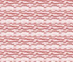 city red fabric by nadja_petremand on Spoonflower - custom fabric