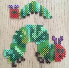 Pearler Beads, Fuse Beads, Beaded Cross Stitch, Cross Stitch Patterns, Pearl Beads Pattern, Iron Beads, Melting Beads, Beading Patterns, Activities For Kids