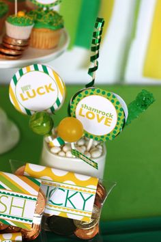 Give Luck- St. Patrick's Day Collection from Wants & Wishes