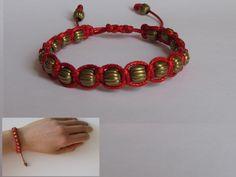 bracelet macramé d'amitié  Artisanal  Neuf