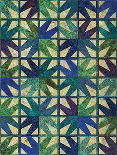 Sprockets Quilt Pattern