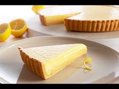 Crostata alla crema di limone (Spadellandia) - YouTube