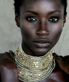 Θοδωρής Μανώλης - Google+ - ♂ Eco Gentleman • ♀ Woman portrait face Ebony Beauty