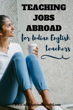 Lots of English teachers from India ask us how to find teaching jobs abroad for Indian English teachers. We are no experts, not being Indian, so we asked four Indian TEFL teachers to give us their experiences and advice #TEFL #teachenglish English Teachers, Teaching English, Indian English, British Council, How Do You Find, Current Job, Teaching Jobs, English Literature, International School