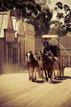 Sovereign Hill by Connis and Arthur, via Flickr