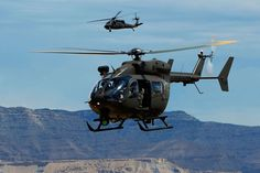 Airbus Helicopter UH-72 Lakota…