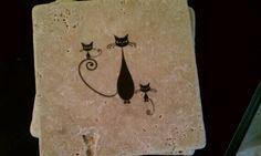 Kitty Coasters :)