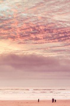 #pinxjinx# Pink Sand, Pink Surf, Pink Sky