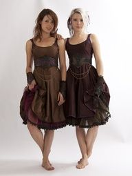 Safari Steampunk Anyone? Steampunk is a rapidly growing subculture of science fiction and fashion. Mode Steampunk, Steampunk Dress, Victorian Steampunk, Steampunk Fashion, Steampunk Wedding Dress, Steampunk Female, Casual Steampunk, Everyday Steampunk, Steampunk Pirate