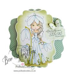 I've had so much fun during the last week helping out with the launch of The Darling Buds by the uber talented Nikky Hall . The Darling Buds, Colouring, Poodle, Markers, Product Launch, Collections, Printables, Crafty, Projects