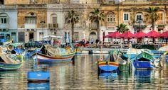 Paisajes increíbles en #Malta