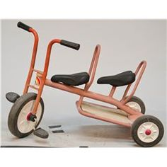 vintage Made In Italy TriCycle