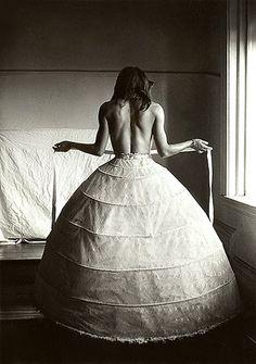 By Daniel Murtagh - Civil War style Crinoline Richard Avedon, Jeanloup Sieff, Mode Vintage, Ladies Boutique, Portrait Photographers, Jeans, Ball Gowns, Fashion Photography, Vintage Photography