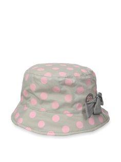 Gioseppo Kid's Dreams 6 Polka Dot Bucket Hat, Gris/Grey, http://www.myhabit.com/redirect/ref=qd_sw_dp_pi_li?url=http%3A%2F%2Fwww.myhabit.com%2Fdp%2FB00TLG5LDK%3F