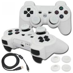 Wireless Gamepad Joystick for PlayStation 3 Colors) Ps3, Playstation, Bluetooth, Gaming Accessories, Consoles, Are You The One, Consumer Electronics, Video Games, Nintendo
