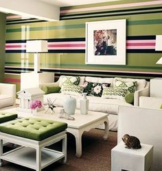 Preppy Style Invades The Home