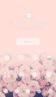 romantic arpeggio dodol theme- screenshot thumbnail