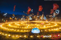 How beautiful is this? Bestival <3 #bestival16 #wightlive