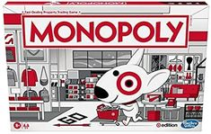 Amazon.com: Monopoly Game: Target Edition : Toys & Games Monopoly Game, Fun Board Games, Target, Amazon, Toys, Activity Toys, Amazons, Riding Habit, Clearance Toys