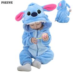 We are proud to bring you our newest range of goodies.   Like and Share if you like this Baby rompers (Lilo & Stitch / Animals Range).  Tag a mother who would appreciate our awesome range of babywear! FREE Shipping Worldwide.  Why wait? Buy it here---> https://www.babywear.sg/baby-rompers-winter-plush-jumpsuit-panda-animal-zipper-mother-nest-newborn-baby-boy-girl-clothes-body-bebe-clothing-rompers/   Dress up your infant in fabulous clothes now!    #babybibs
