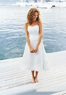 simple and cheap informal wedding dresses