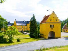 Lykkesholm slot Denmark