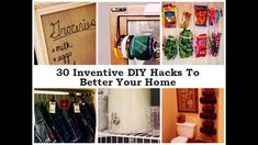 Last Trending Get all images home decor hacks Viral inventive diy hacks to better your home Home Decor Hacks, Easy Home Decor, Decor Crafts, Decor Diy, Home Decoration, Decor Ideas, Decor Room, Room Ideas, Diy Crafts