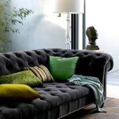 Cool Chesterfield sofa