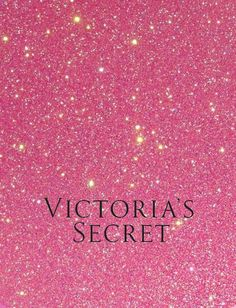 Victoria's Secret glitter/sparkle phone wallpaper I made, feel free to use it!