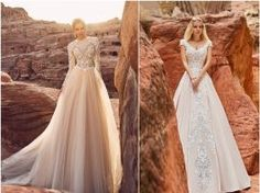Preview: Oksana Mukha Wedding Dresses 2018